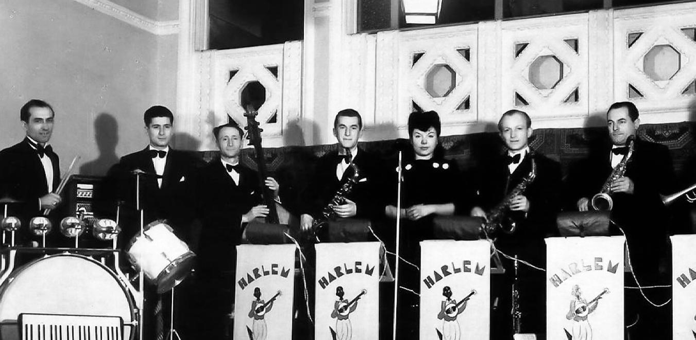 Orchestra 'Harlem jazz' di Giovanni Malaguti