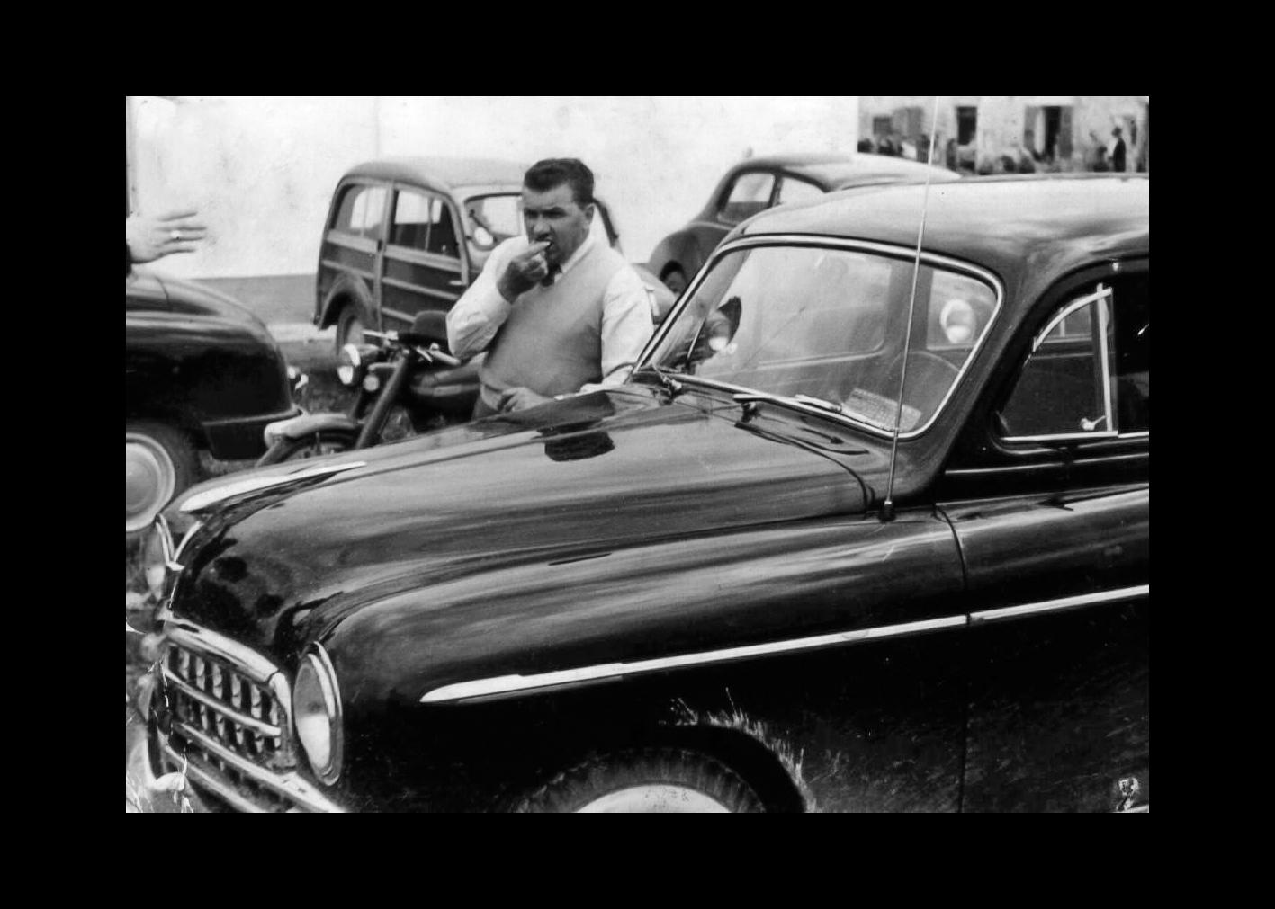 Rino Vitali - Taxista