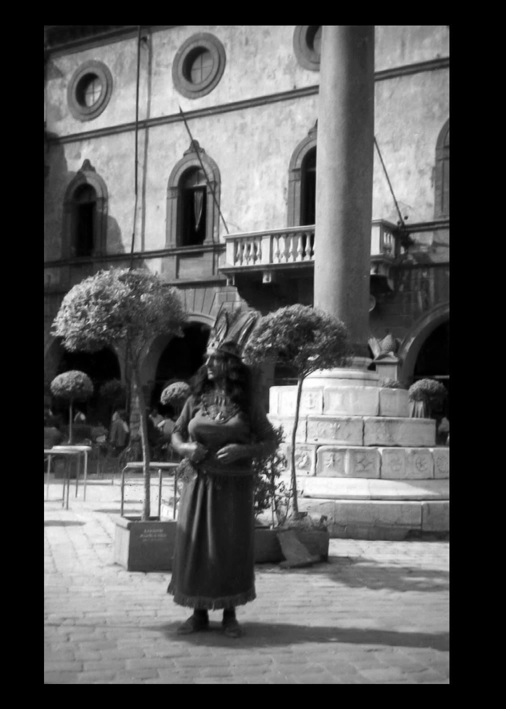 Augusto Buriani a Ravenna