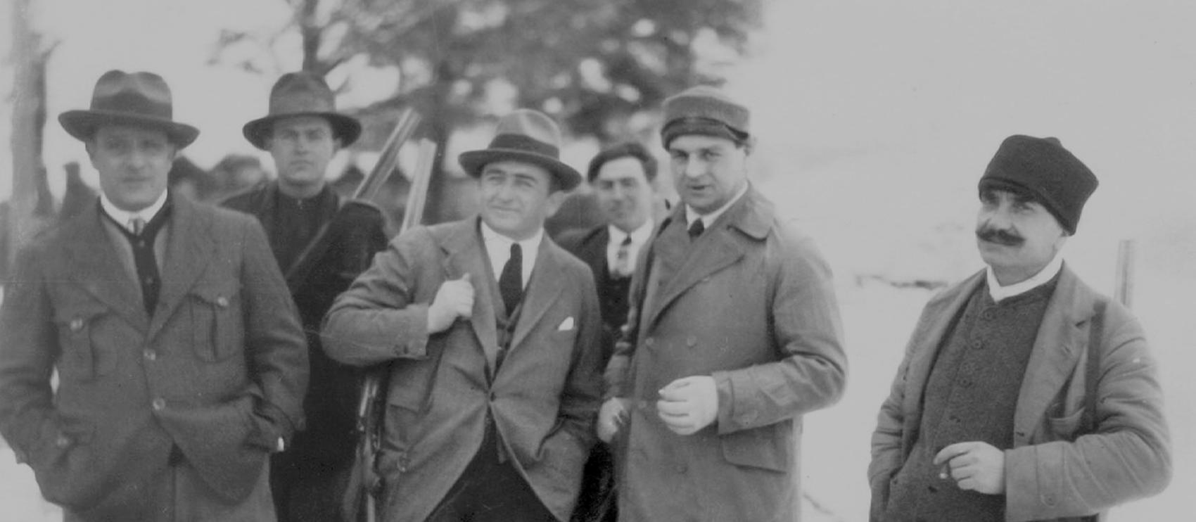 Battuta di caccia del 1925