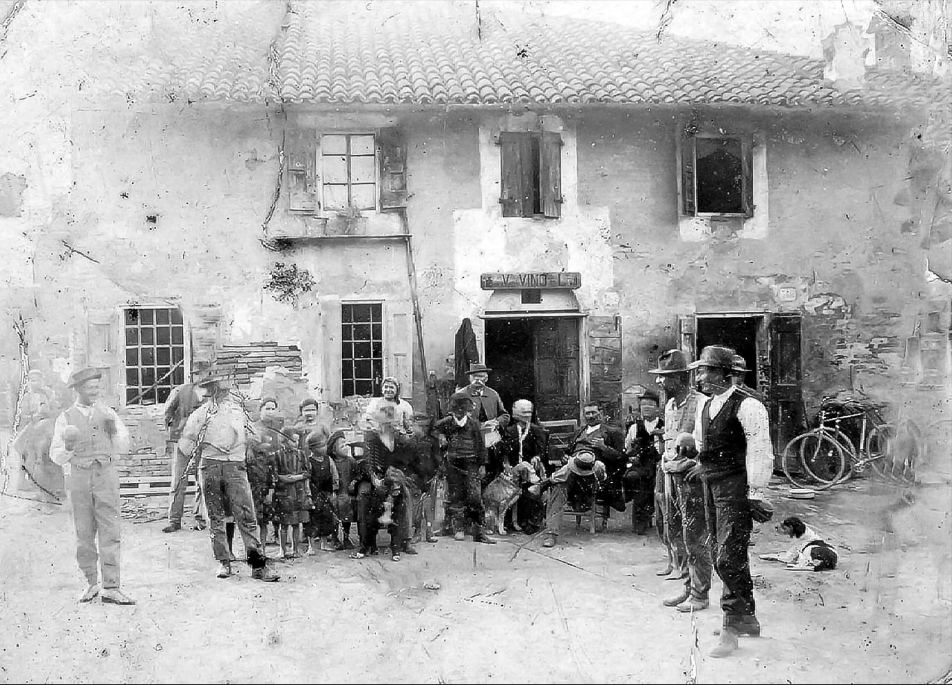 1906 Osteria del bosco