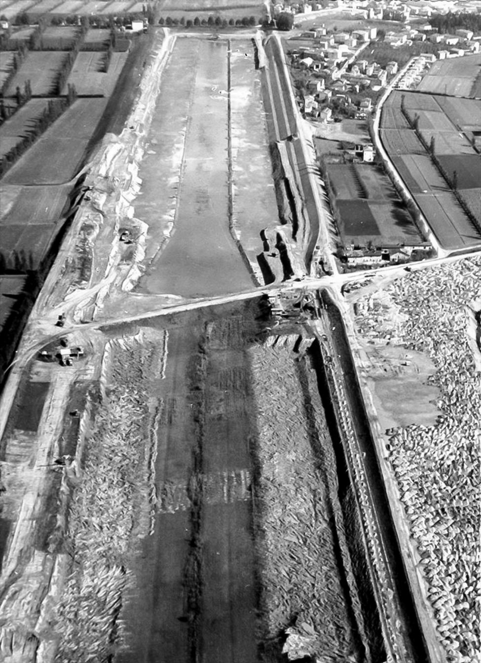 1954 prima del Cavo