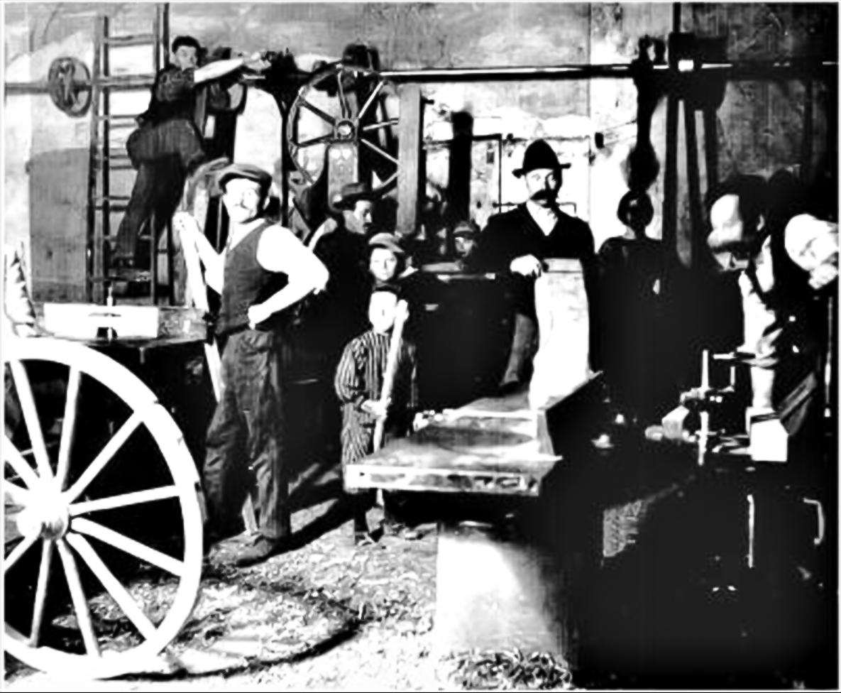 1909 Falegnameria Candini