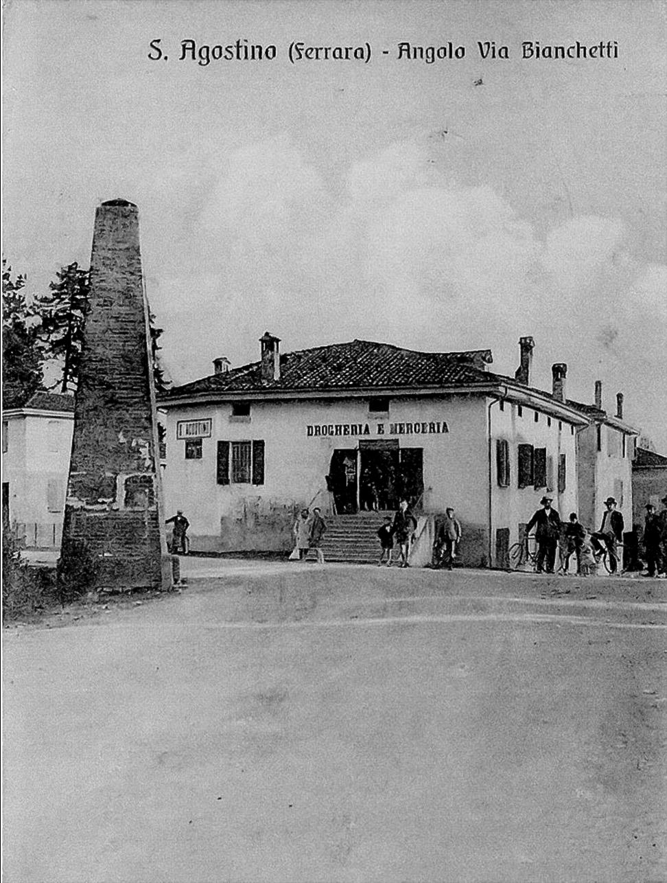 1930 Merceria Malaguti