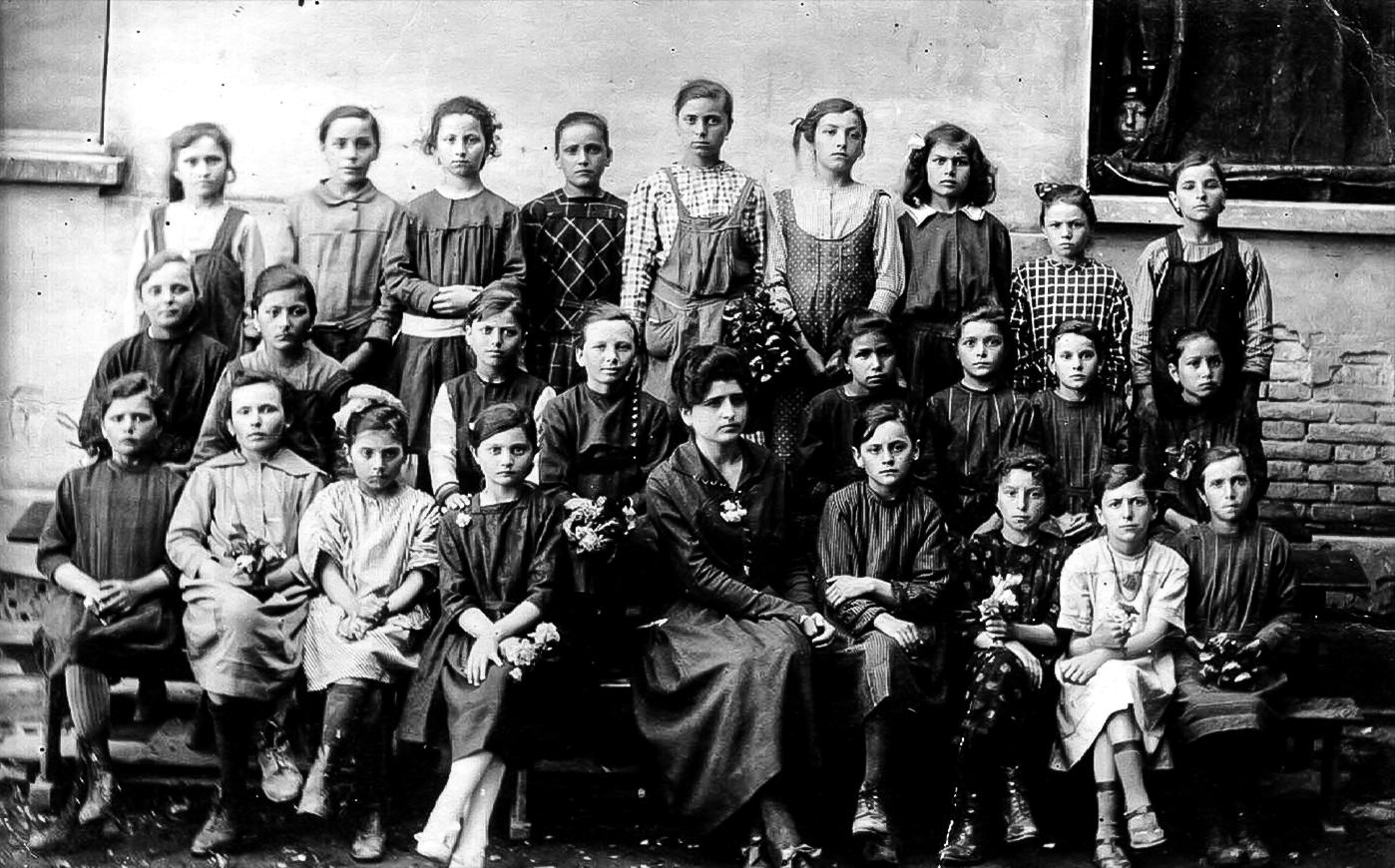 1917 scolaresca