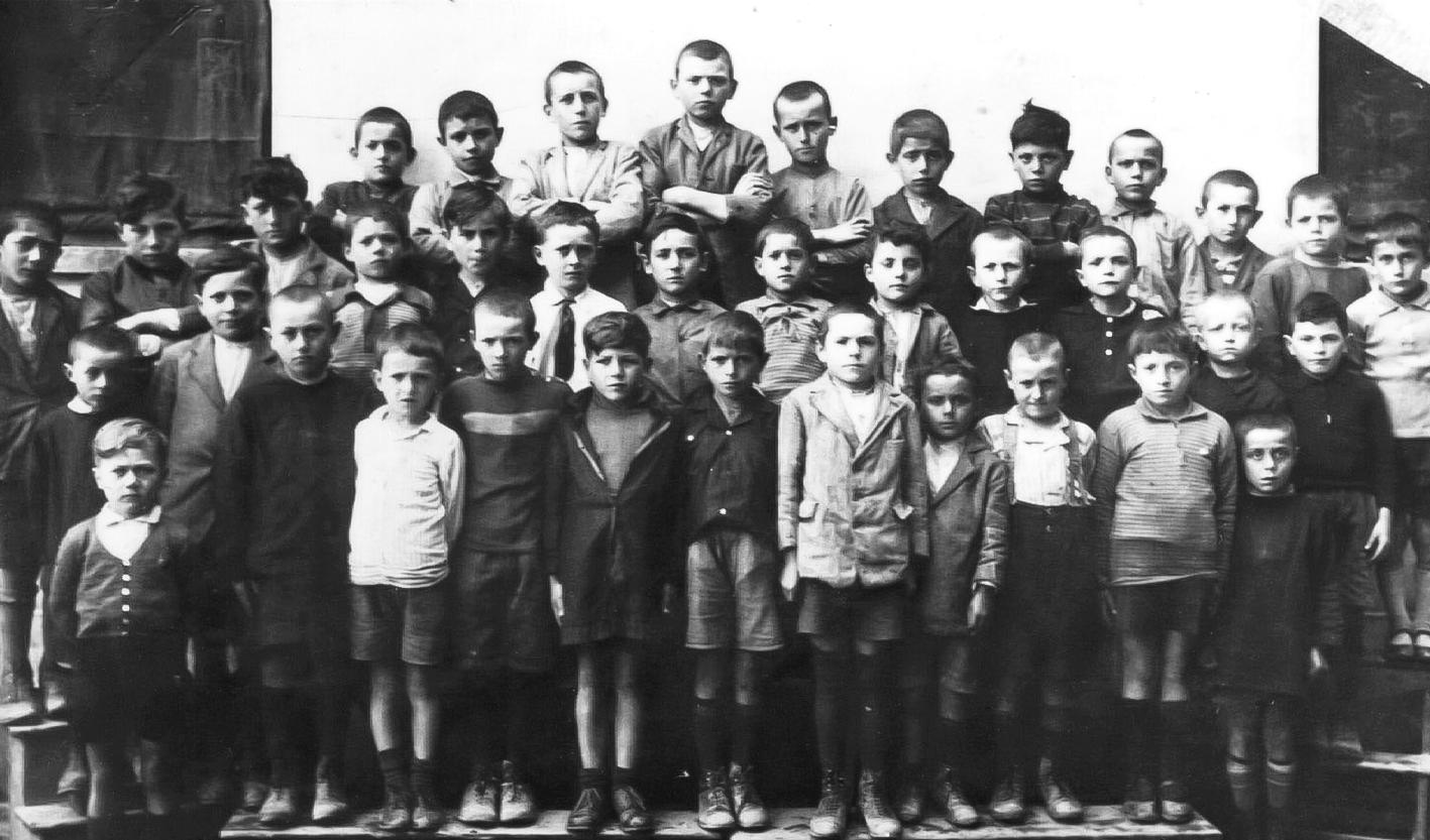 1927 Foto di classe