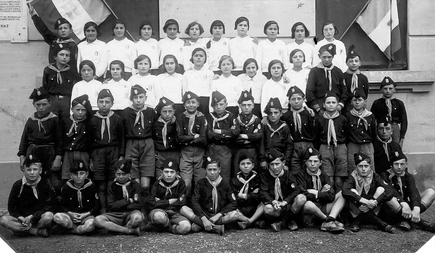 1933 Foto di classe