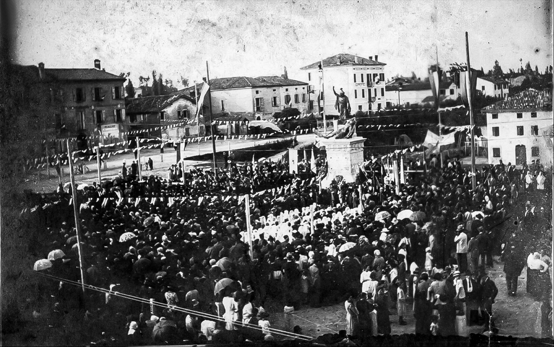 1924 Monumento S. Carlo