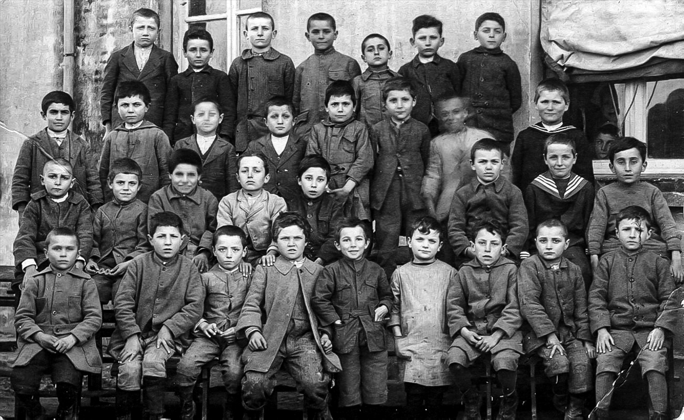 Seconda elementare 1920