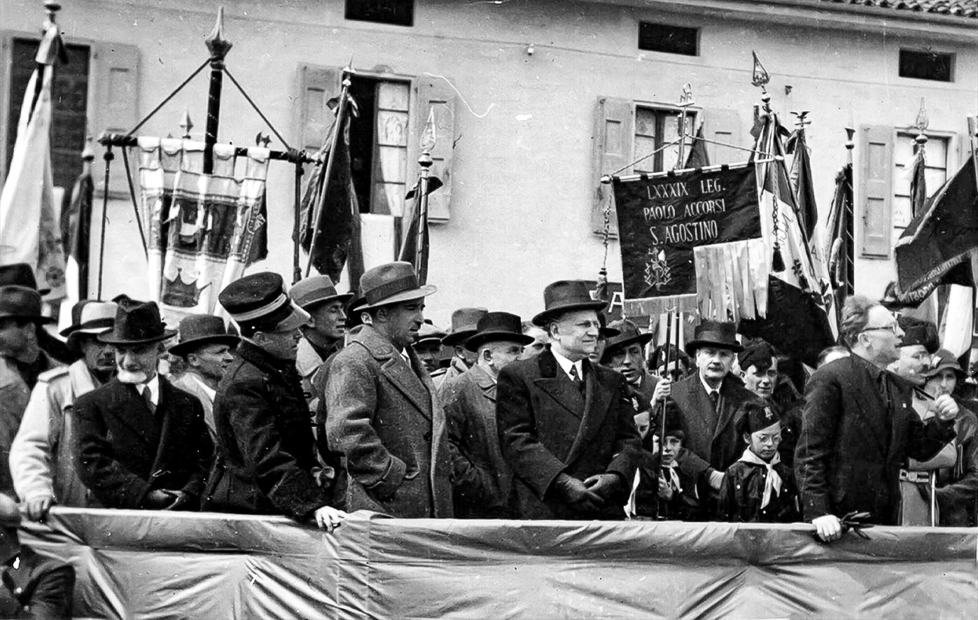 1933 visita di Italo Balbo