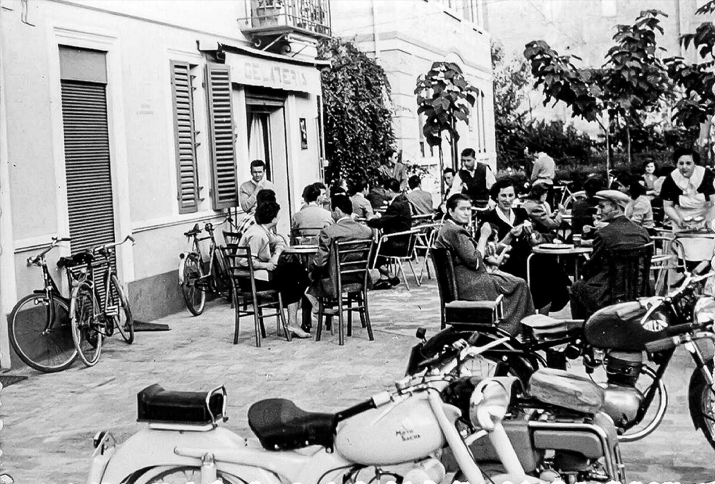 "1950 Bar ""Acquario"""