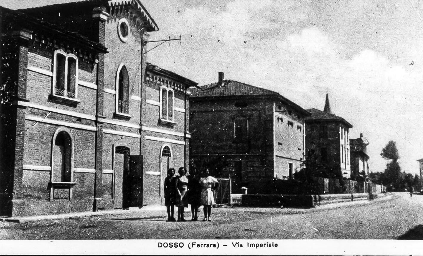 Dosso Via Imperiale 1940