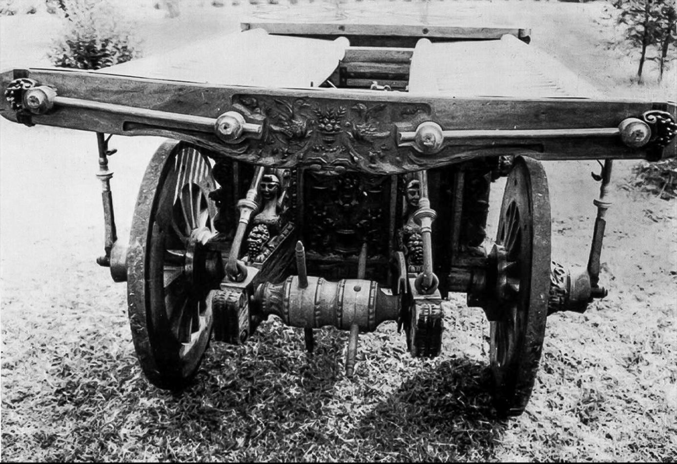 Carro agricolo Toselli Dante