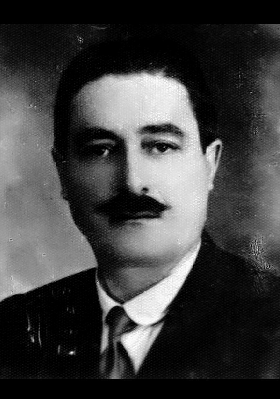 1920 Attilio Corvini farmacista