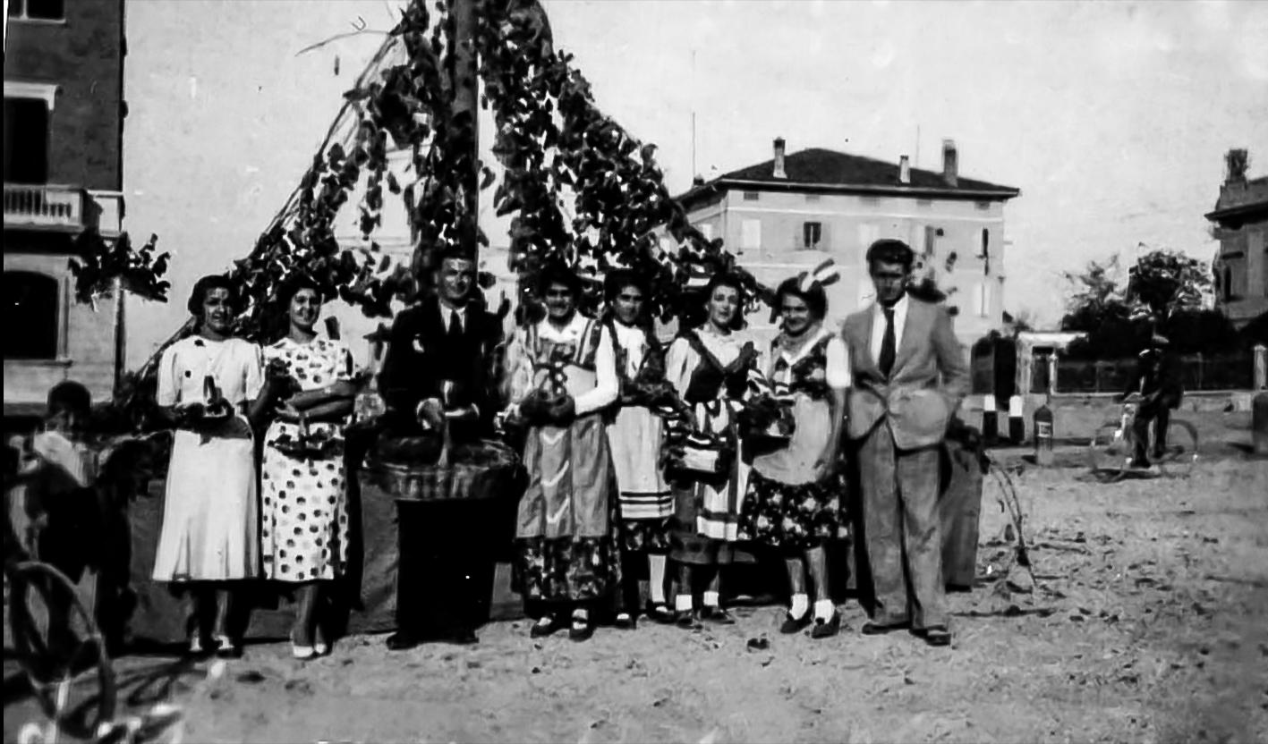 1936 Festa dell'Uva