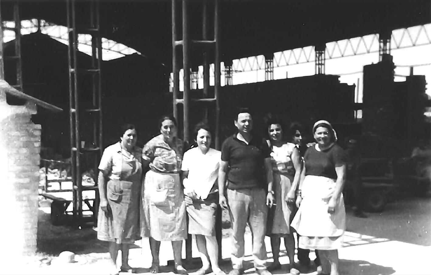 La fornace S.E.F. (Società Esercizio Fornaci)