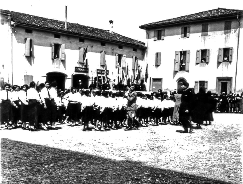 Giovani Italiane e Balilla