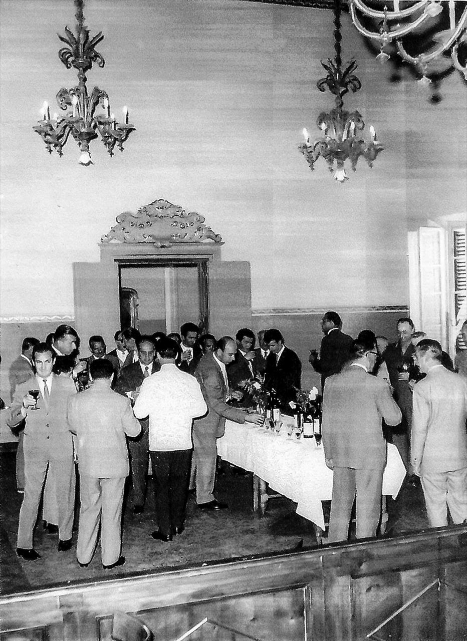 1958 Fiera di Giugno Salone comunale