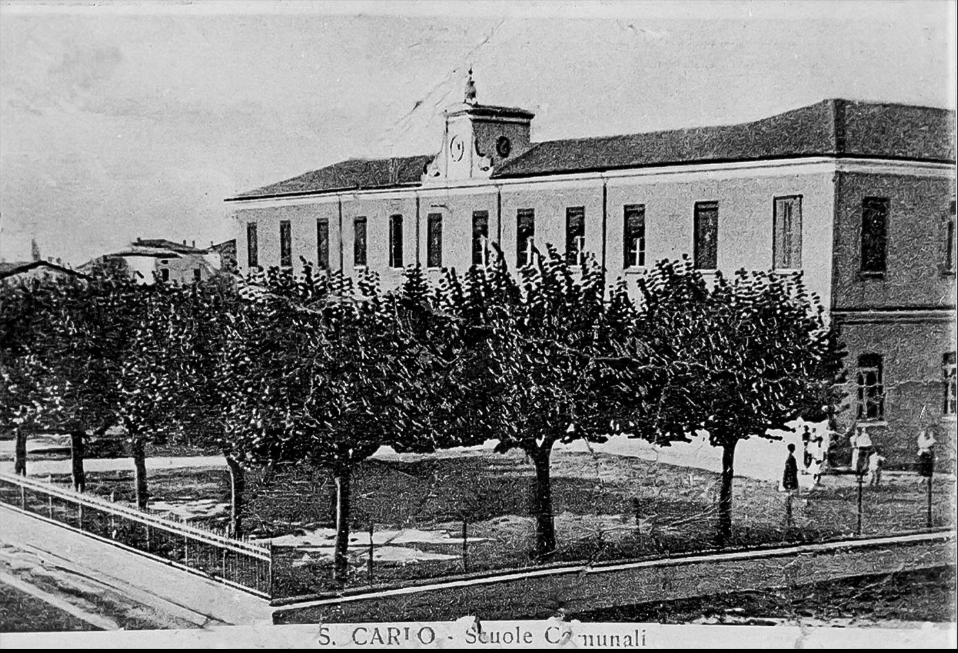 1920 Scuole Elementari San Carlo
