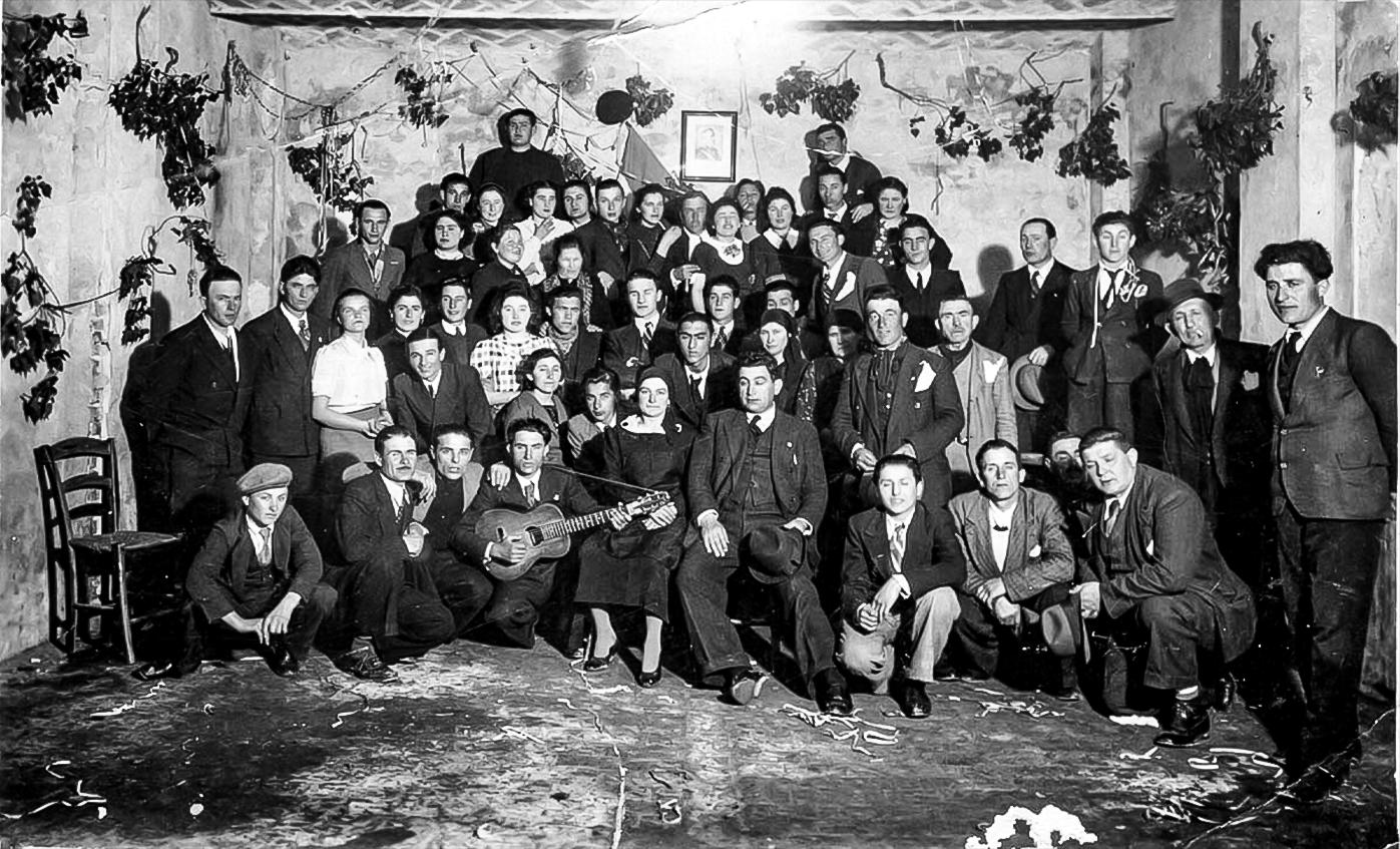 1939 Festa danzante