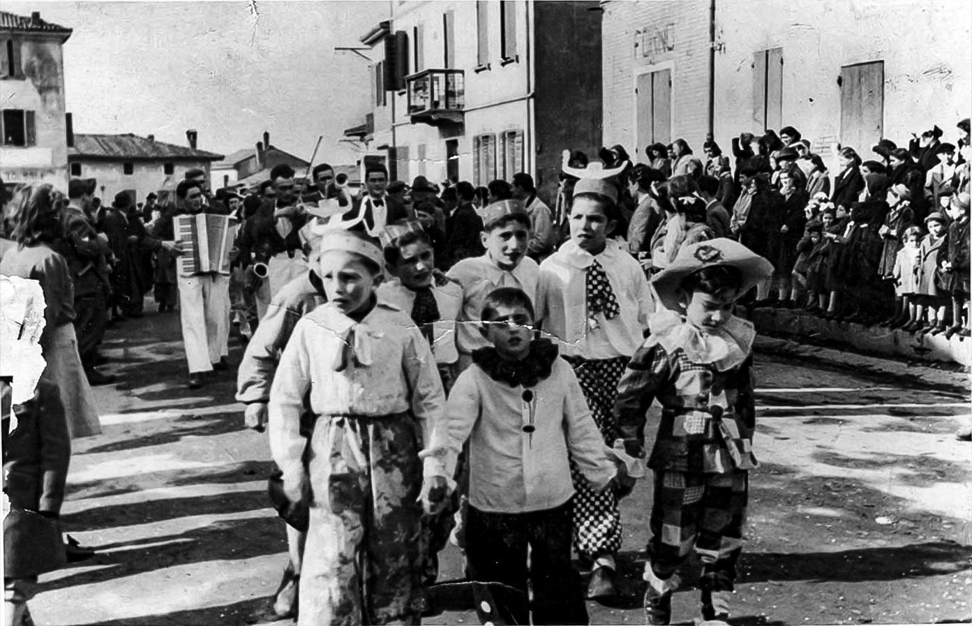 1946 Carnevale a San Carlo