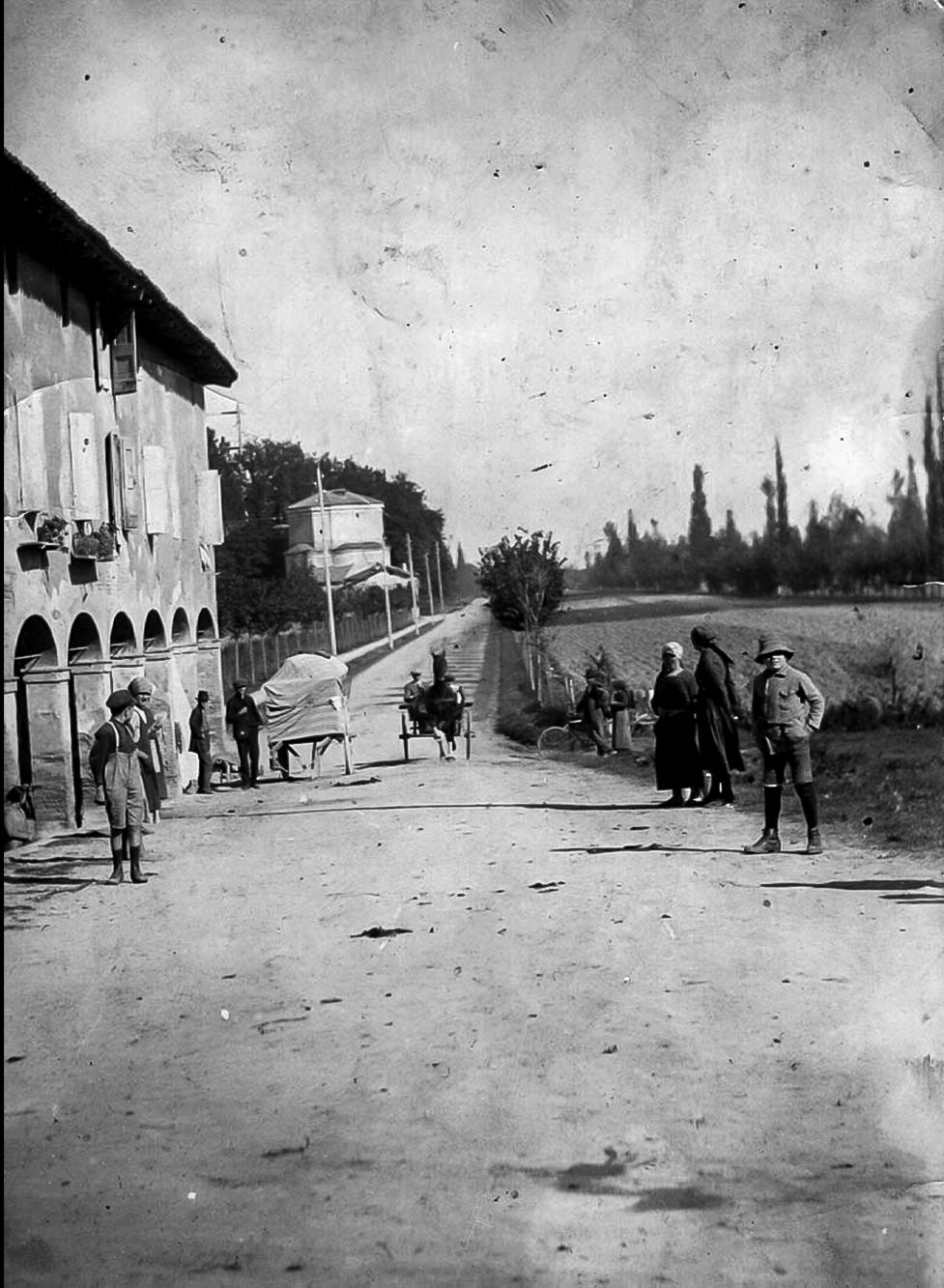 1919 Via Chiesa San Carlo
