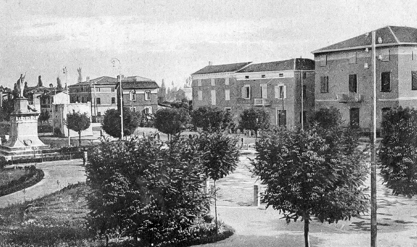 Piazza di S. Carlo