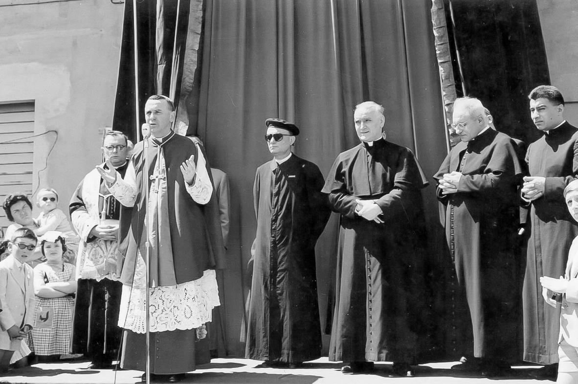 San Carlo accoglie il neo vescovo