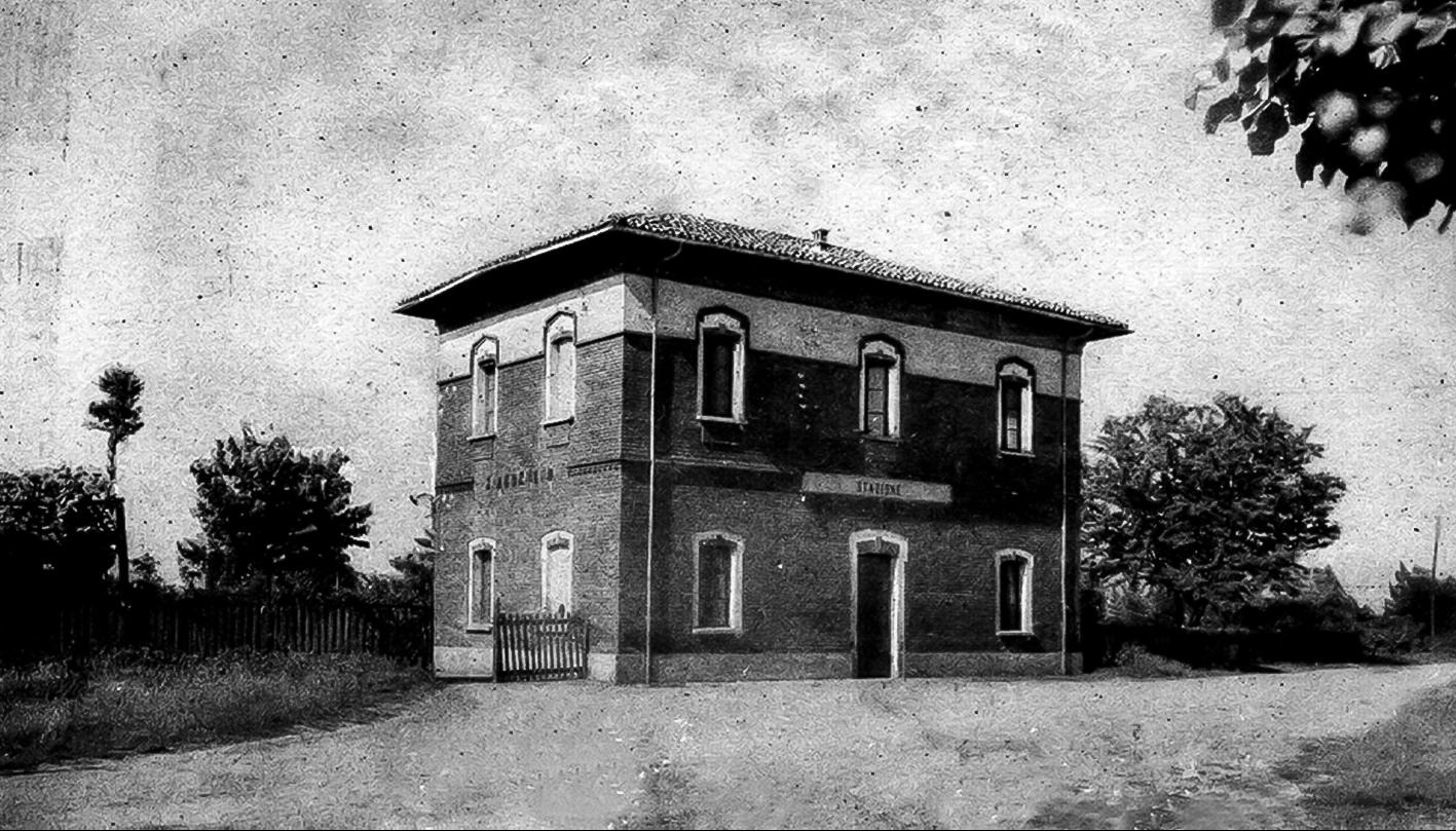 La stazione di S.Agostino