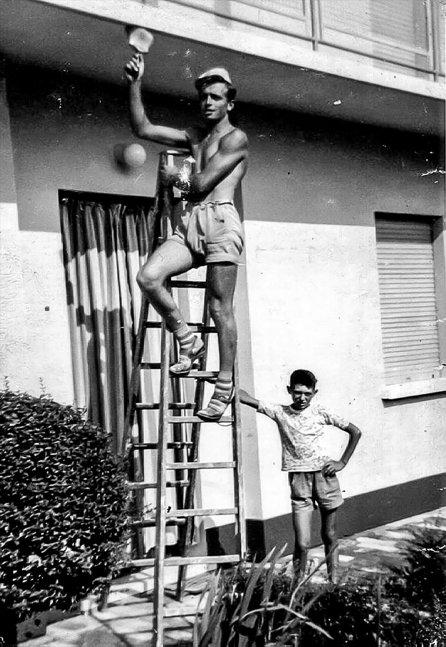 Luigi Guzzinati imbianchino