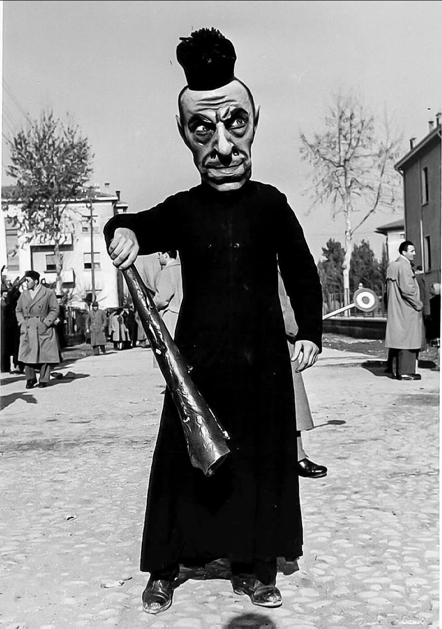 Maschera da prete