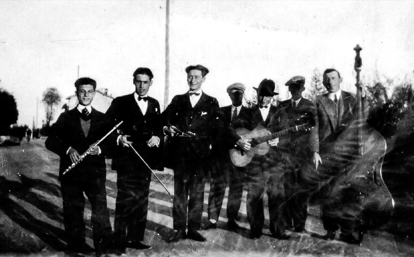 1927 gruppo musicale