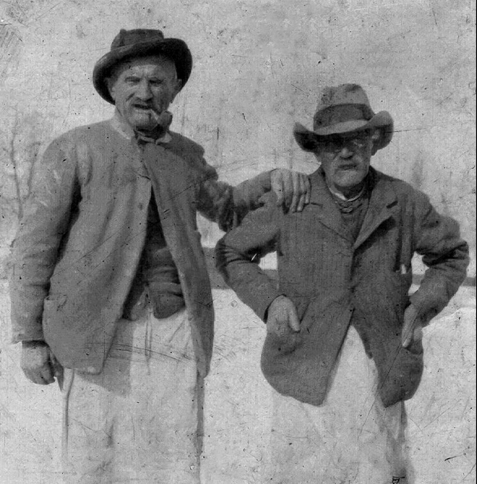 Zamboni Giuseppe e Battistini Desiderio