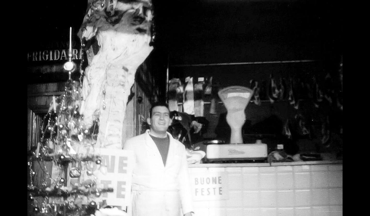 Vergnani Florio, foto in macelleria