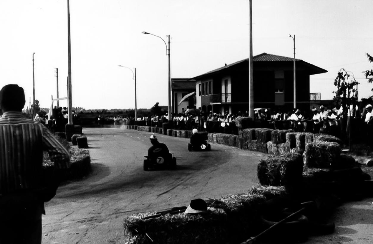 Gara di Go Kart, fiera di Giugno