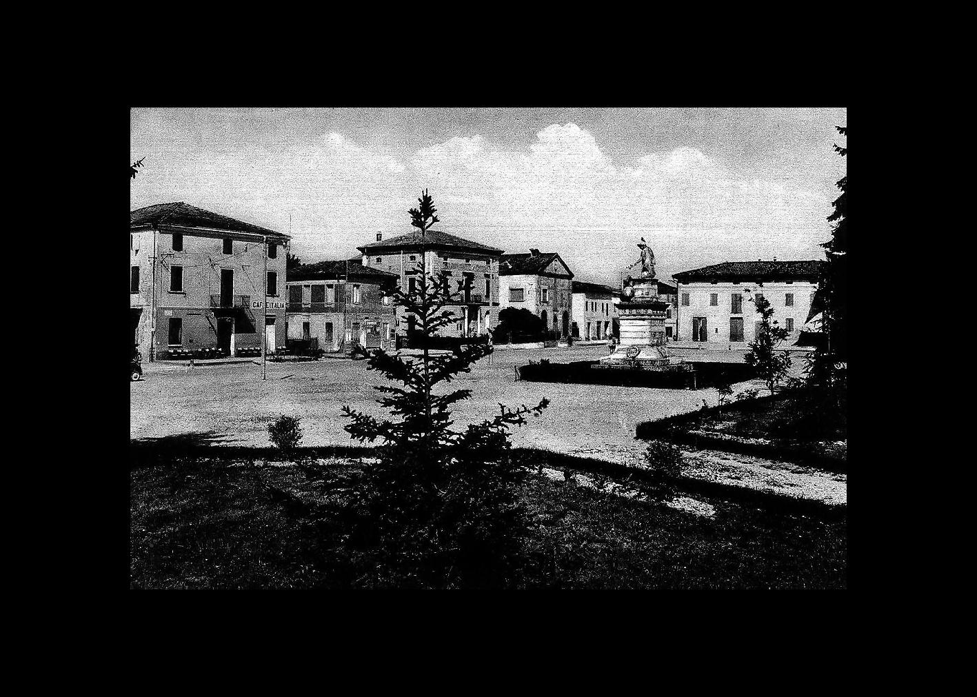 Cartolina Piazza di S.Carlo