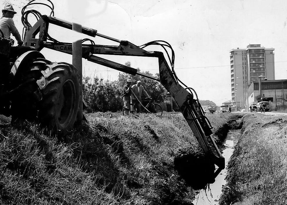 Lavori di scavo di Giovanni Antonioni