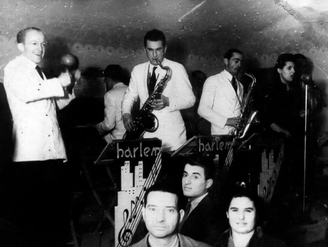 """Orchestra Harlem con primo piano di Giovanni Malaguti """"Marianen"""""""