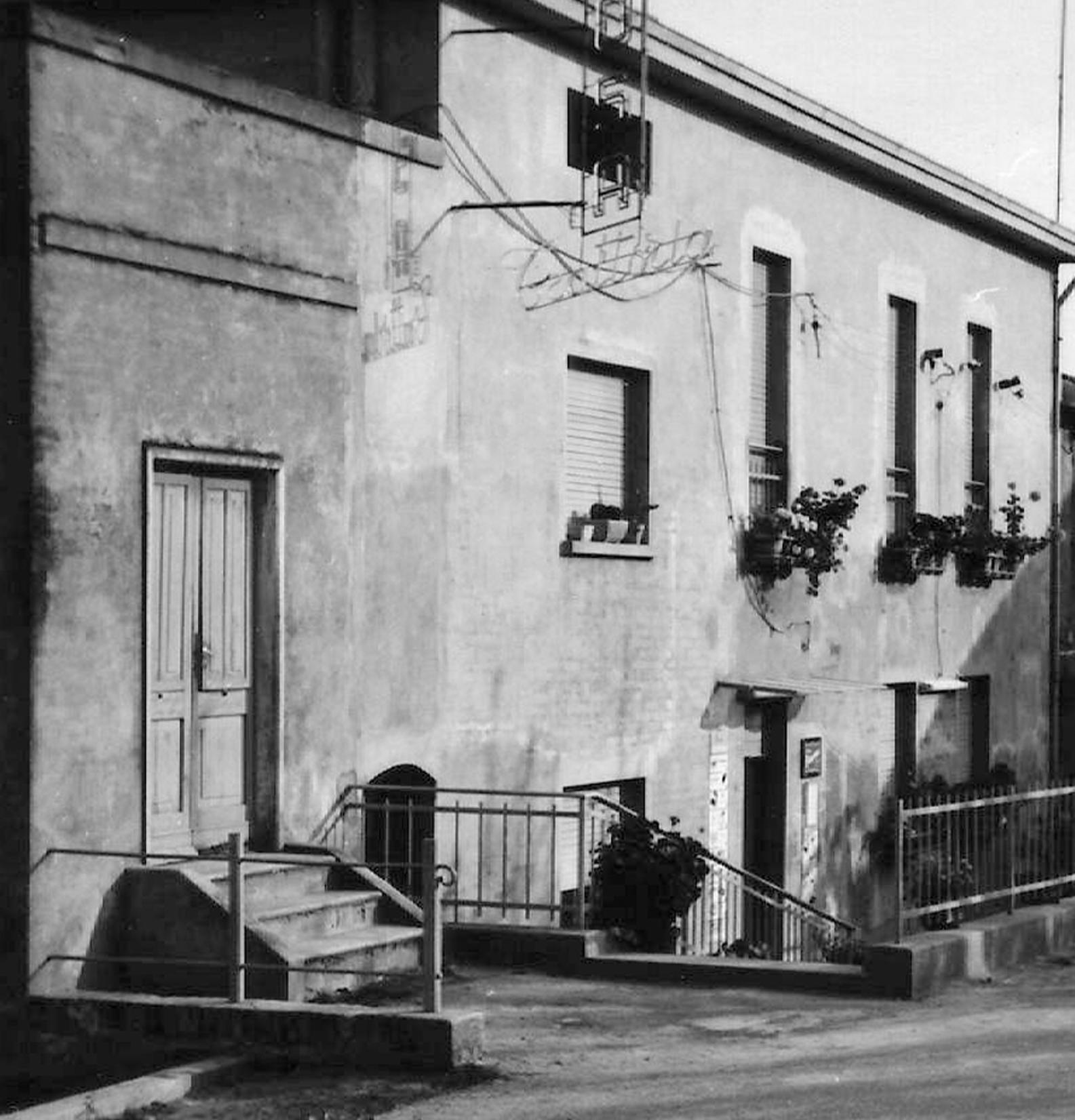 Trattoria La Rosa anni '50  (esterno)