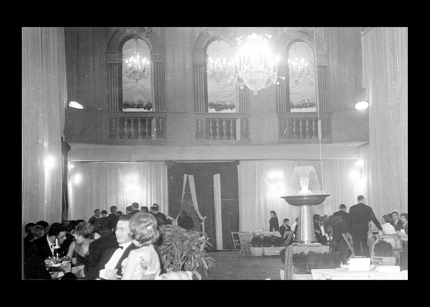 Festa danzante del 1957
