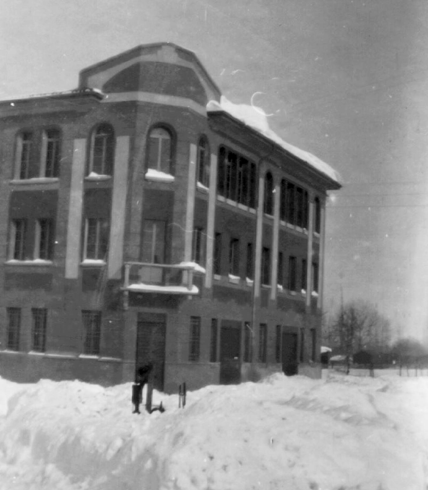 Il molino Ferriani nel 1929