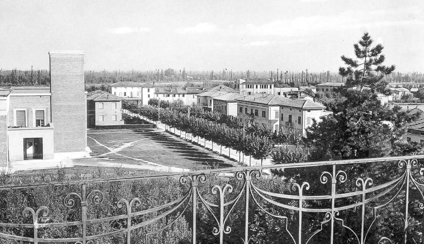 Casa Del Popolo Anni '50