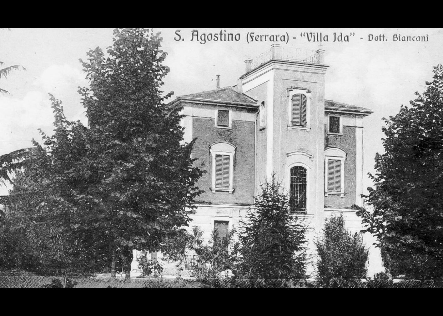 Villa Ida (Villa Biancani)