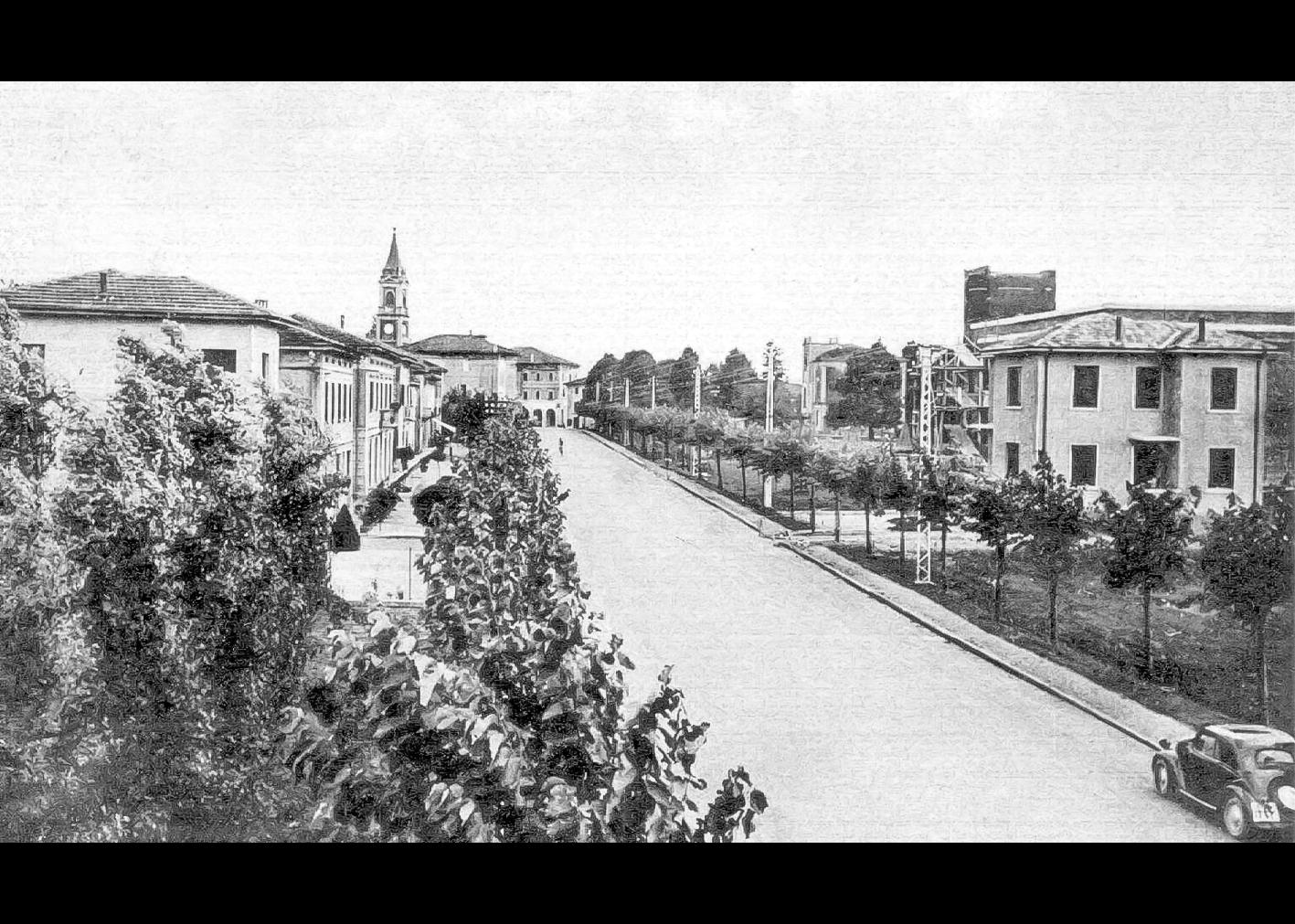 Corso Roma Anni '40