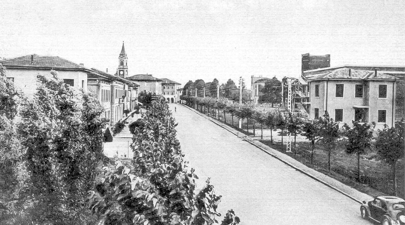Corso Roma 1940