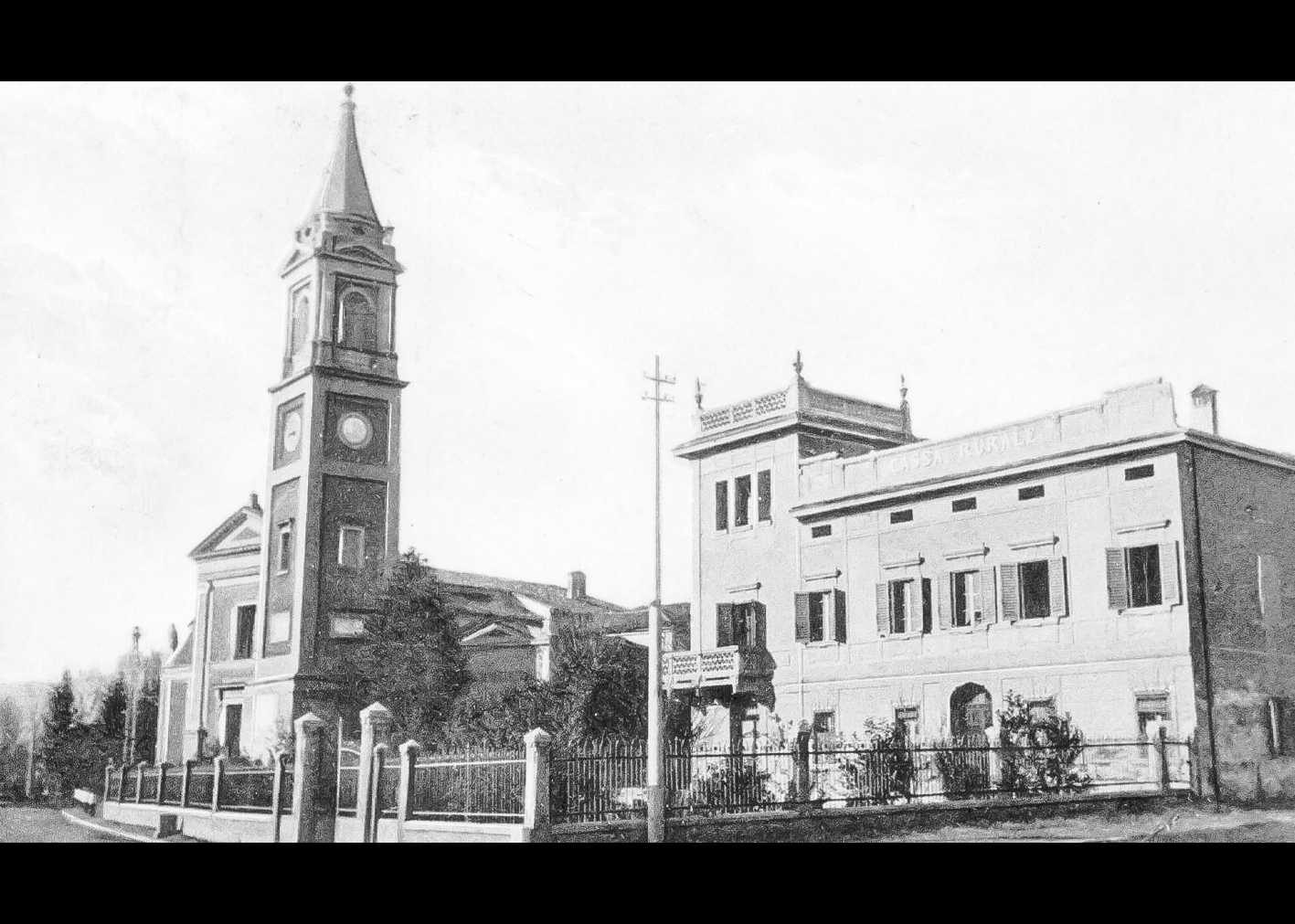 Chiesa E Casa Rurale