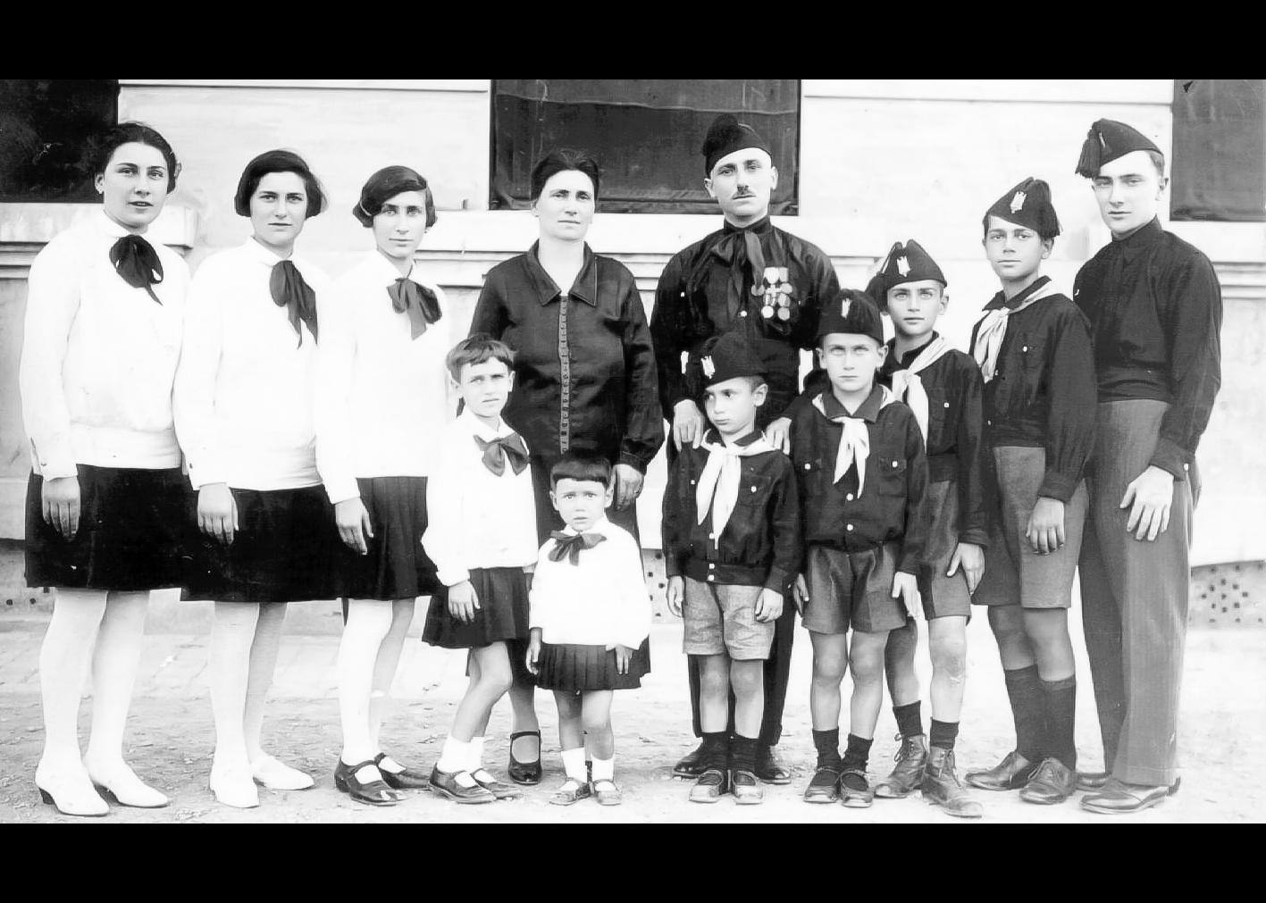 Famiglia Pavesi