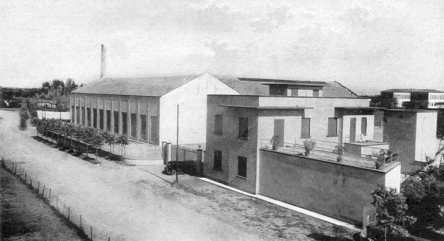 Magazzini Provinciale Ammasso Canapa