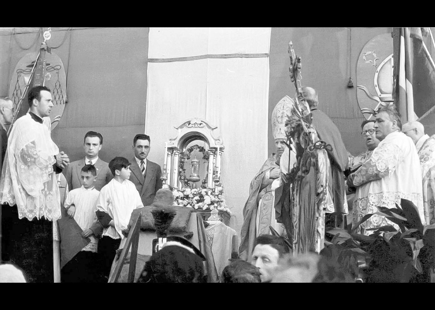 Commemorazione del 17° centenario della nascita di S.Agostino
