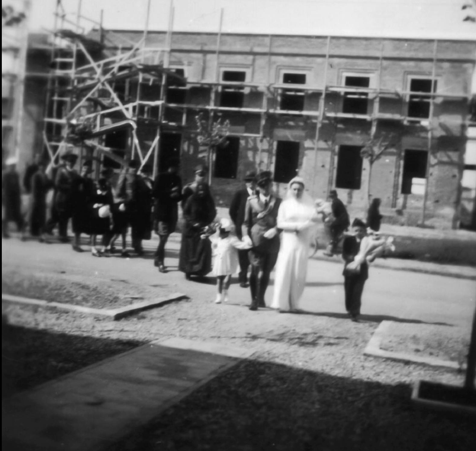 Matrimonio Marvelli-Pavesi